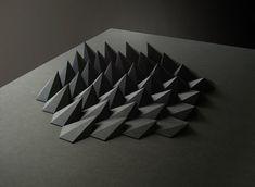 Matthew Shlian - esculturas de papel-07