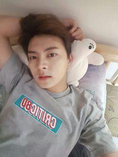 ⤴× kthpgs × I kpop I MAP6 - SUN Minhyuk, Kpop Boy, Fandom, Sign, Entertainment, Boys, Face, Selfie, Baby Boys