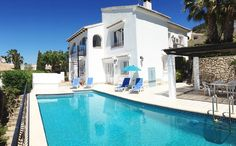 Apartment in Spain, Benitachell. Quiet location in the Costa Blanca - Alicante region.