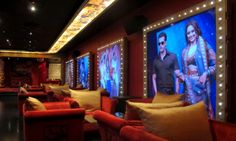 Im Bollywood-Café ist man den Stars hautnah ; Bollywood, Dory, India, Stars, Wonderland, Goa India, Sterne, Star, Indie