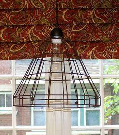 Hometalk :: DIY Farmhouse Light Fixture