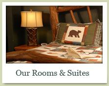 Our Rooms and Suites