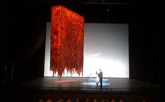 Walt Spangler - LA TRAVIATA director Chen Shi-Zheng. Lithuanian National Opera
