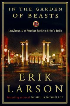 Non fiction account of the happenings at the American Embassy during the early 1930s when Hitler was systematically seizing power.