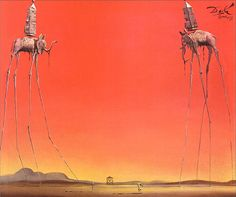 famous surreal painting - Google Search
