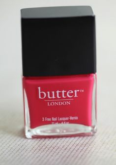 Macbeth Nail Laquer by Butter London via Ruche....seriously, though, for $13.99?!?!