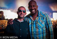 DJ Hype & Teebone @Jessica Ochs Festival June 2013