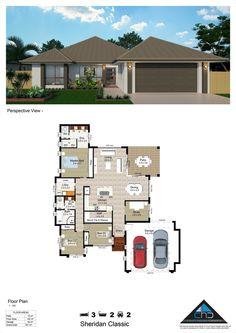 Court House Classics - Court House Classics | Home Designs | Cairns