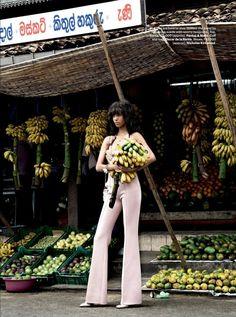 "Dreaming of Dior: ""The New Season Hit List"" Smita Lasrado for Harper's Bazaar India January 2016"