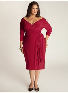 Marcelle Cocktail Dress in Red $165  - I love this dress, Just wish it was $70 instead of $165 :/