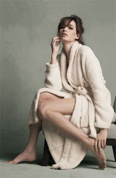 Buying a bathrobe can be a hard thing no matter online or on a lingerie shop. Be aware if what you will be using it for.