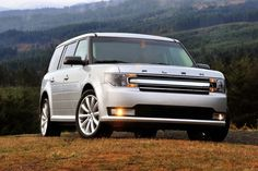"""2013 Ford Flex. My """"cool mom"""" car. Hopefully when I have to trade my car in for something bigger...be nice"""