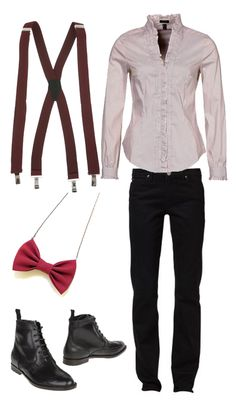 doctor who outfit - eleventh doctor style (matt smith) I'm not into fashion that much but this is cute