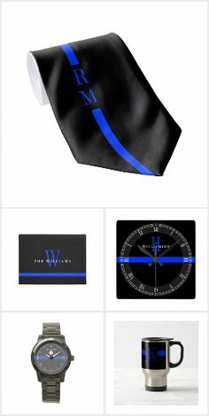 Thin Blue Line Gift Collection