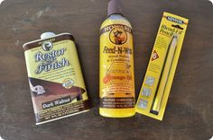 Restore A Finish is totally awesome.  Used it to restore antique dining room furniture.  I used 0000 steel wool with it.