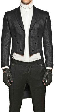Tailcoat Jacket - Lyst