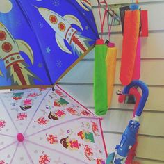 #Repost @cachao_toys Great to see our colour changing umbrellas on display