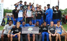 Shorter Wins Second Straight PBC Men's Track & Field Championship