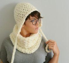 Patrons et modèles gratuits des bonnets et snoods au crochet