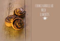 Chokladbullar med lakrits