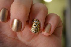 Gold & Mosaic