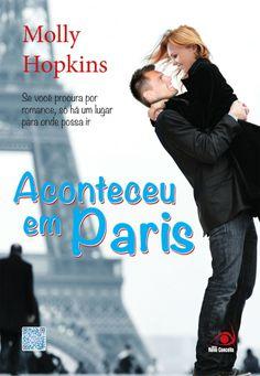 Bebendo Livros: Aconteceu em Paris - Molly Hopkins