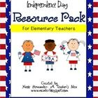 This Independence Day, 4th of July resource pack contains activities that can work for kids at any level. There are coloring activities for the lit...