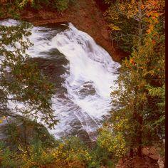Agate Falls Park, Michigan Upper Peninsula