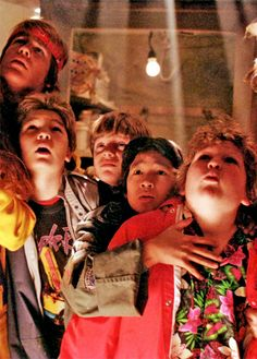 The Goonies, I love that movie but most of my friends have never heard anything of it.  That sucks!