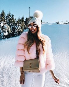 Skiing style! #style #skiing #outfits