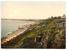 [East Cliff, Felixstowe, England]  (LOC)