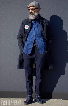 Street Style Gallery: Pitti Uomo 91