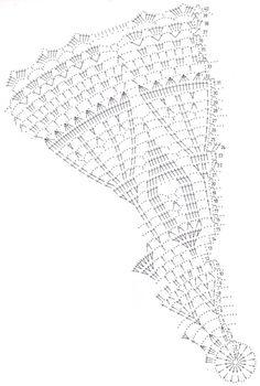 ..Tischdecke häkeln - crochet doily - 5