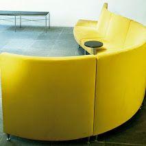 LOBBY PLUS Sectional Modular Sofa, design by Harri Korhonen (1995)