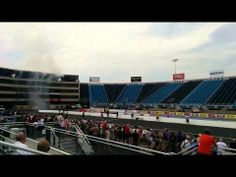 Drag Racing At Route 66 Raceway