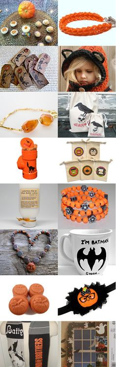 YOU SCREAM, I SCREAM, WE ALL SCREAM FOR HALLOWEEN by Amy Lauria on Etsy--Pinned with TreasuryPin.com