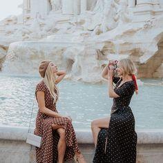 @makenna_alyse| trevi fountain, Rome, Italy