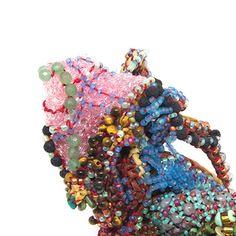 International Art Jewellery , Artist : Sébastien Carré | Artwork : Such a Small World