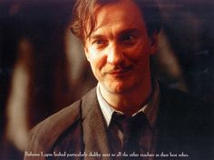 Harry Potter saga-Remus Lupin