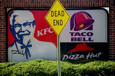 Stop Eating Fast Food: Why Fast Food Is Slowly Killing You
