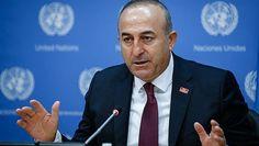 Çavuşoğlu şaşırttı: Haber yazdığı için tutuklu tek bir gazeteci bile yok