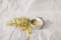 Sincerely, Kinsey: Clean Living // Solid Perfume