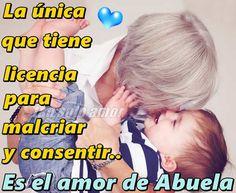 El amor de una abuela - Telenovela