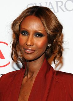 """Supermodel, television personality and beauty magnate Iman is a breathtaking advocate for all things glamorous. She told us, """"Feeling beautiful isn't about a trend or a particular look. It's about treating yourself fabulously. No matter your age or your skin tone, you've got to love the skin you're in."""