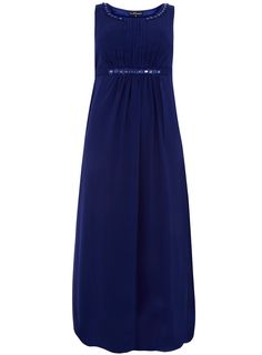 ICE BLOSSOM EMBELLISHED MAXI DRESS  Price:£75.00