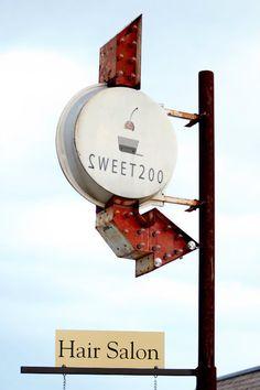 Love Sweet 200's cupcake logo | Dallas, Tx Hair Salon Logos, Cupcake Logo, Art Logo, Dallas, Competition, Mary, Cupcakes, Branding, Cook