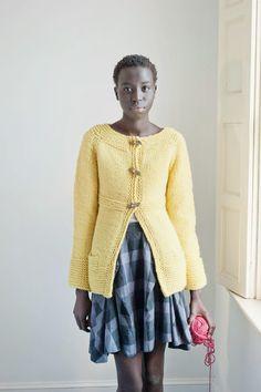 odetta knit pattern-sweater