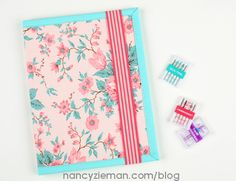 How+to+Sew+a+Handy+Organizer+for+Your+Needle+Packs+by+Nancy's+Notions+Guest+Blogger