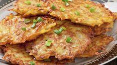 CIBUĽOVÉ PLACKY podľa našej babičky: Chrumkavé placky z cibule, šunky a syra hotové za 10 minút! - Báječná vareška
