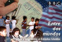 Entre dos mundos: niños y migración a Estados Unidos. Una serie especial de la BBC de Londres